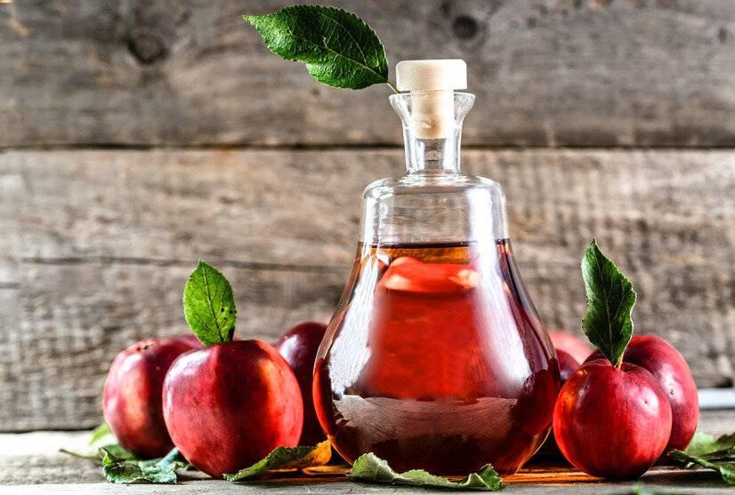 Настойка из яблок домашняя