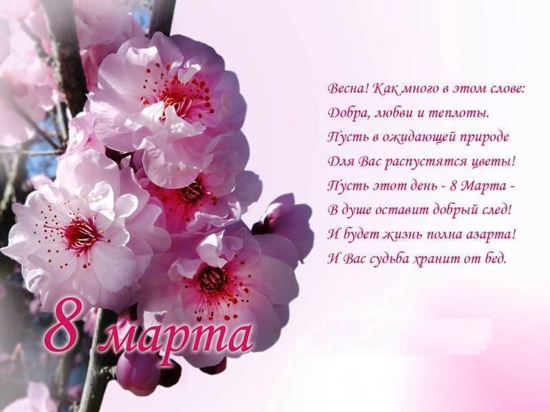 Тосты на 8 марта женщинам. поздравления и пожелания застольные