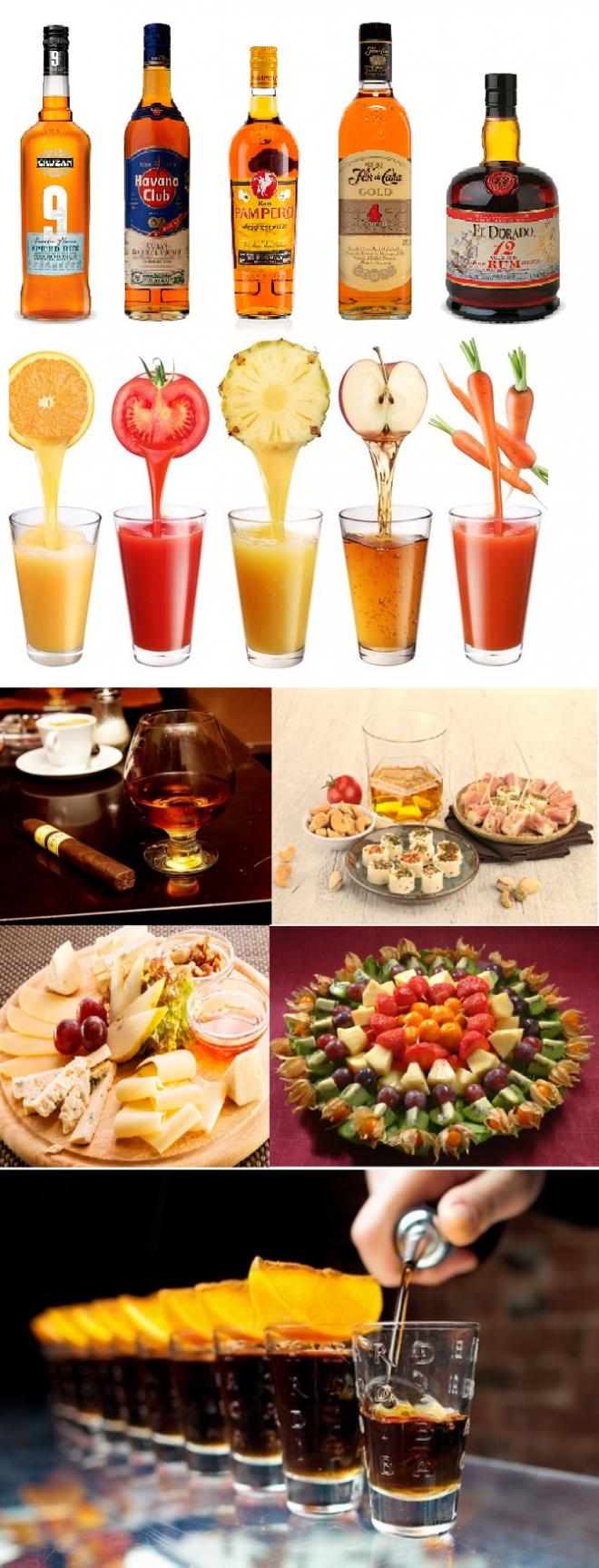 Как правильно пить ром: полезные советы