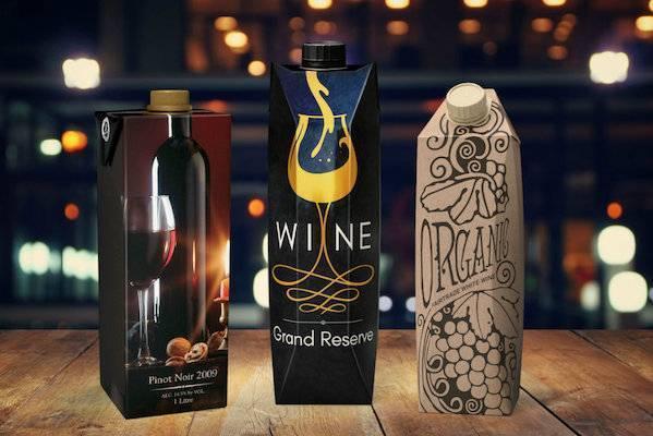 Станет ли нормальный производитель разливать вино в тетрапак?