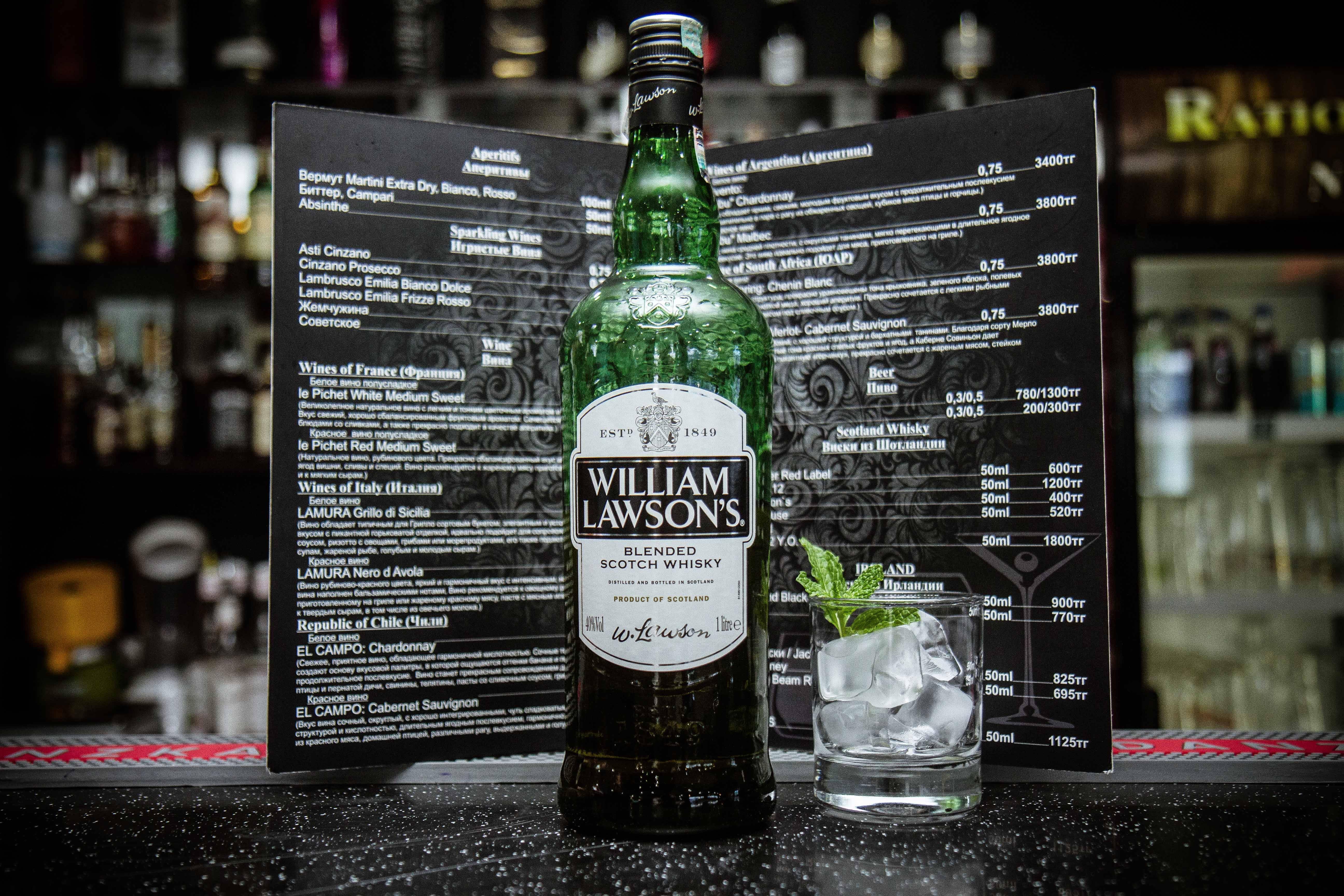 William lawsons (вильям лоусонс): разновидности виски, цена в магазине и история напитка, как отличить оригинал от подделки