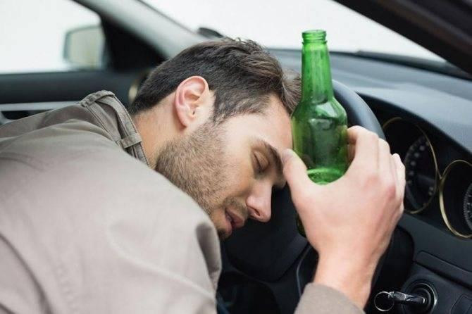 Наказание за передачу руля пьяному водителю в 2020 году