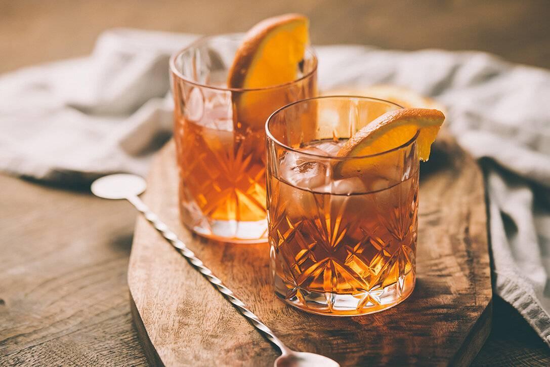 Чем отличаются олд фэшн стаканы от других и какие напитки можно в них пить