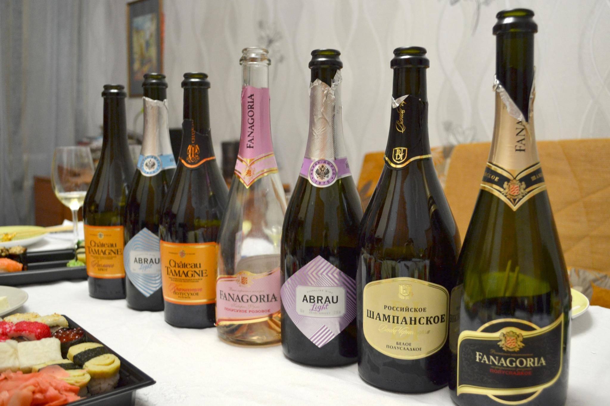 Какое шампанское в россии носит статус самого лучшего напитка | экспресс-новости