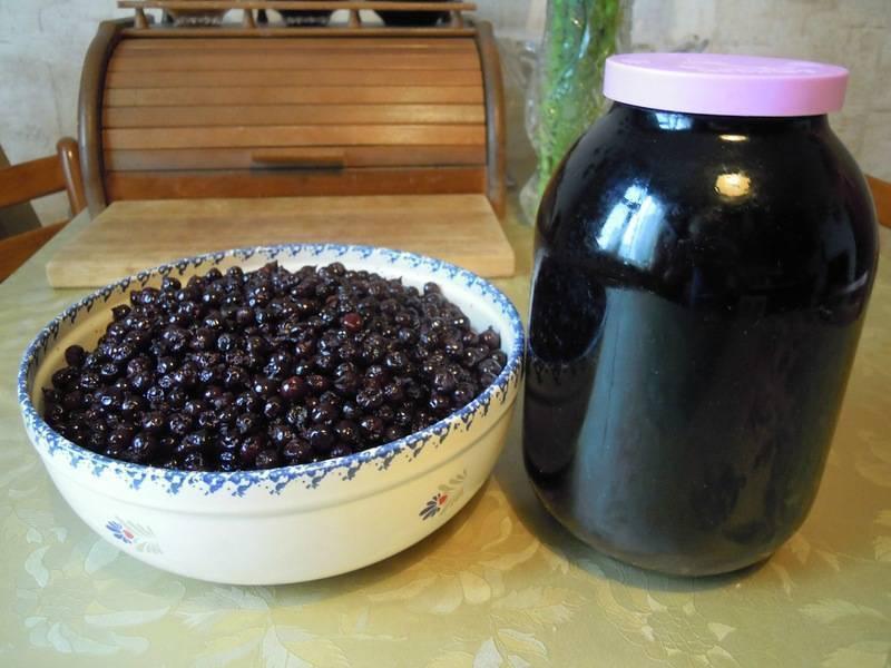 Рецепт вина из черноплодной рябины в домашних условиях с листьями вишни, яблоками и на спирту