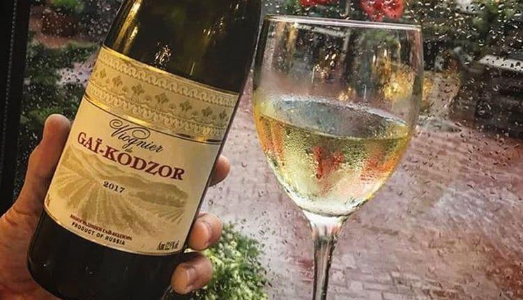 Отзыв на вино гай кодзор мерло гренаш от винодельни gai kodzor
