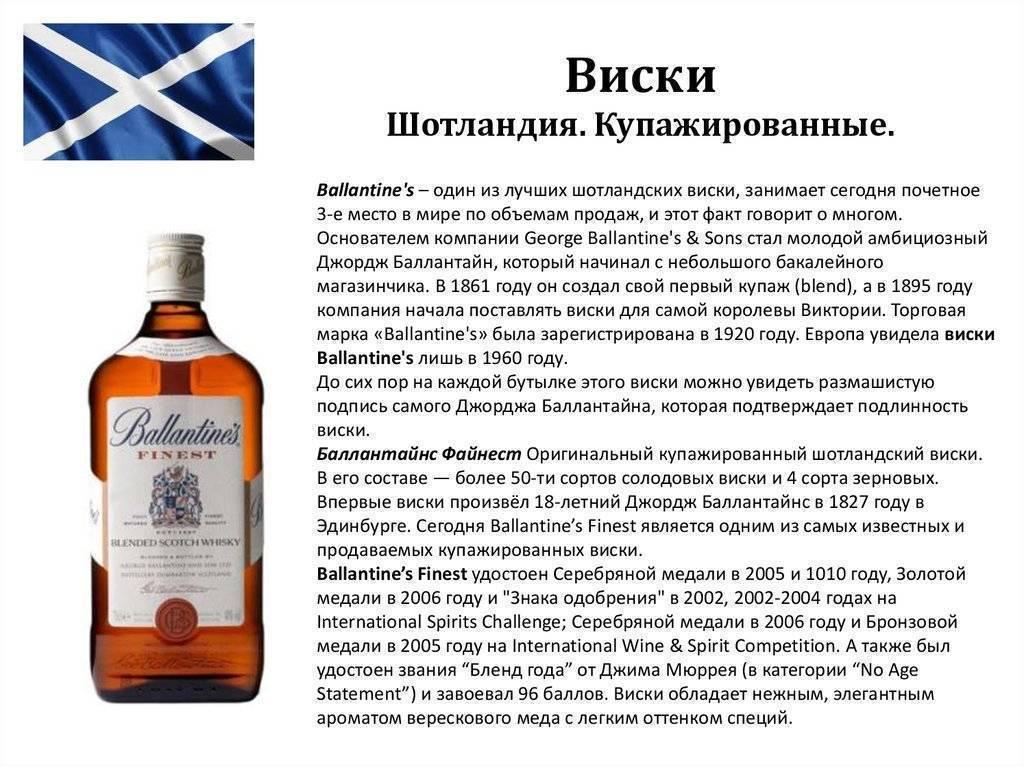 Виски купажированный: что это значит, понятие, что такое купаж виски
