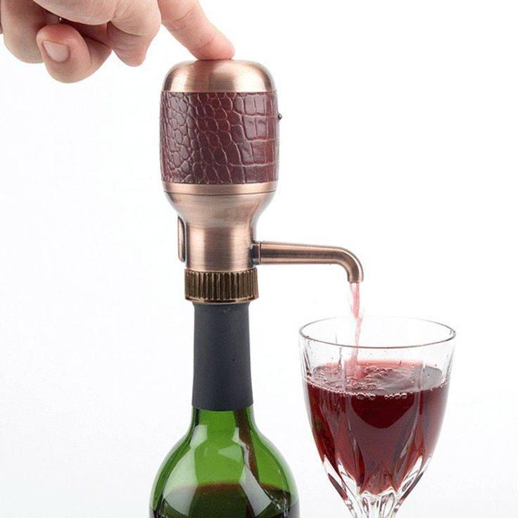 Что такое аэратор для вина и как он работает
