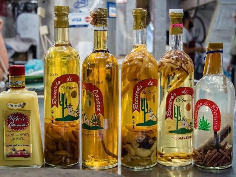 Гид по спиртному: отличие мескаля от текилы