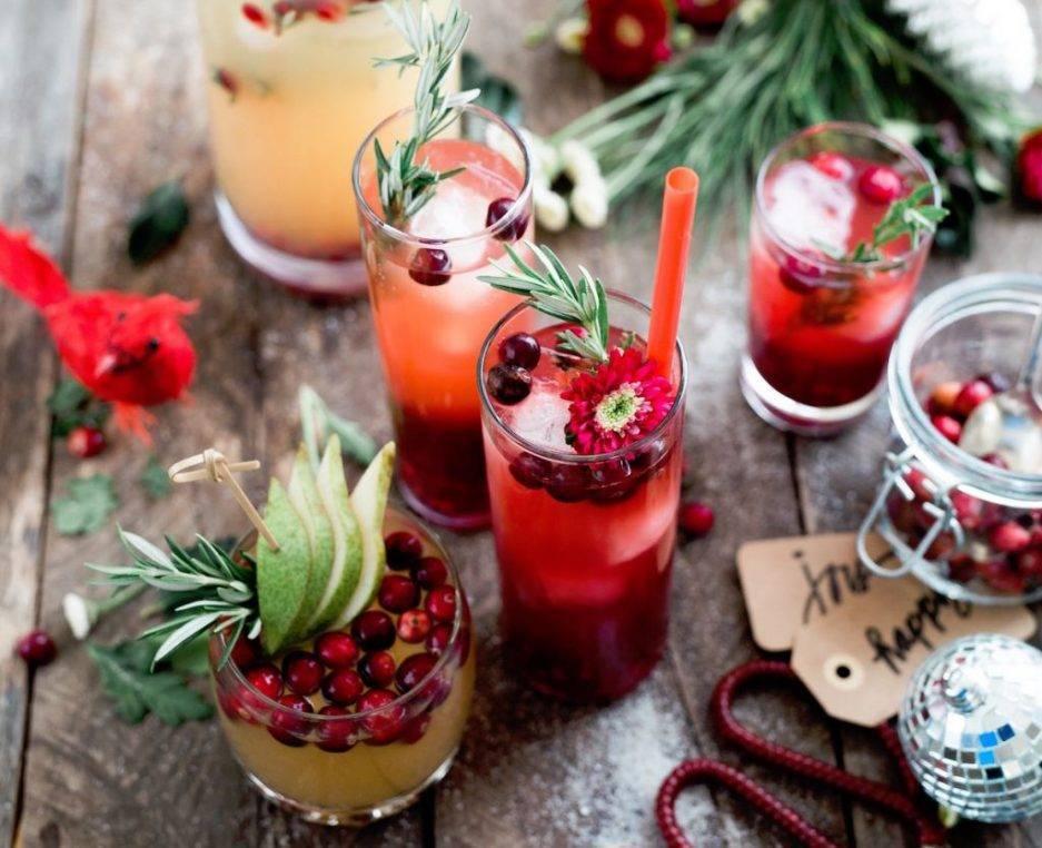 Топ-7 оригинальных коктейлей, которыми гордится москва