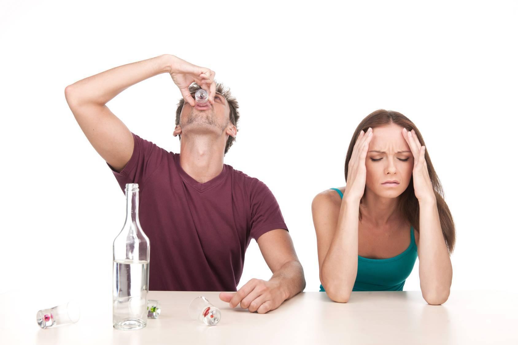 Убедить алкоголика лечиться: способы мотивации - освобождение