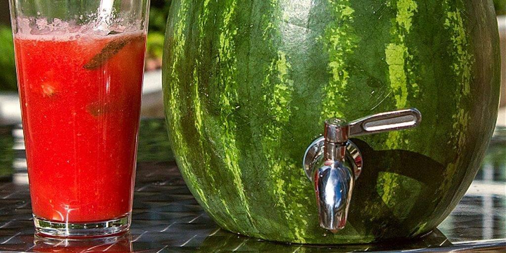 Как сделать арбуз с водкой: 13 шагов (с иллюстрациями)
