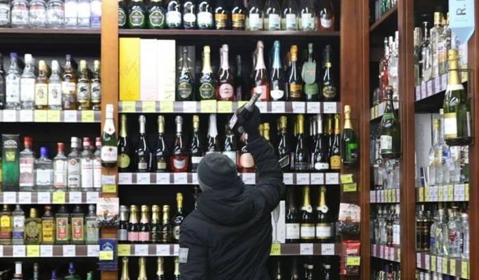 Минздрав завершил разработку законопроекта о продаже крепкого алкоголя с 21 года