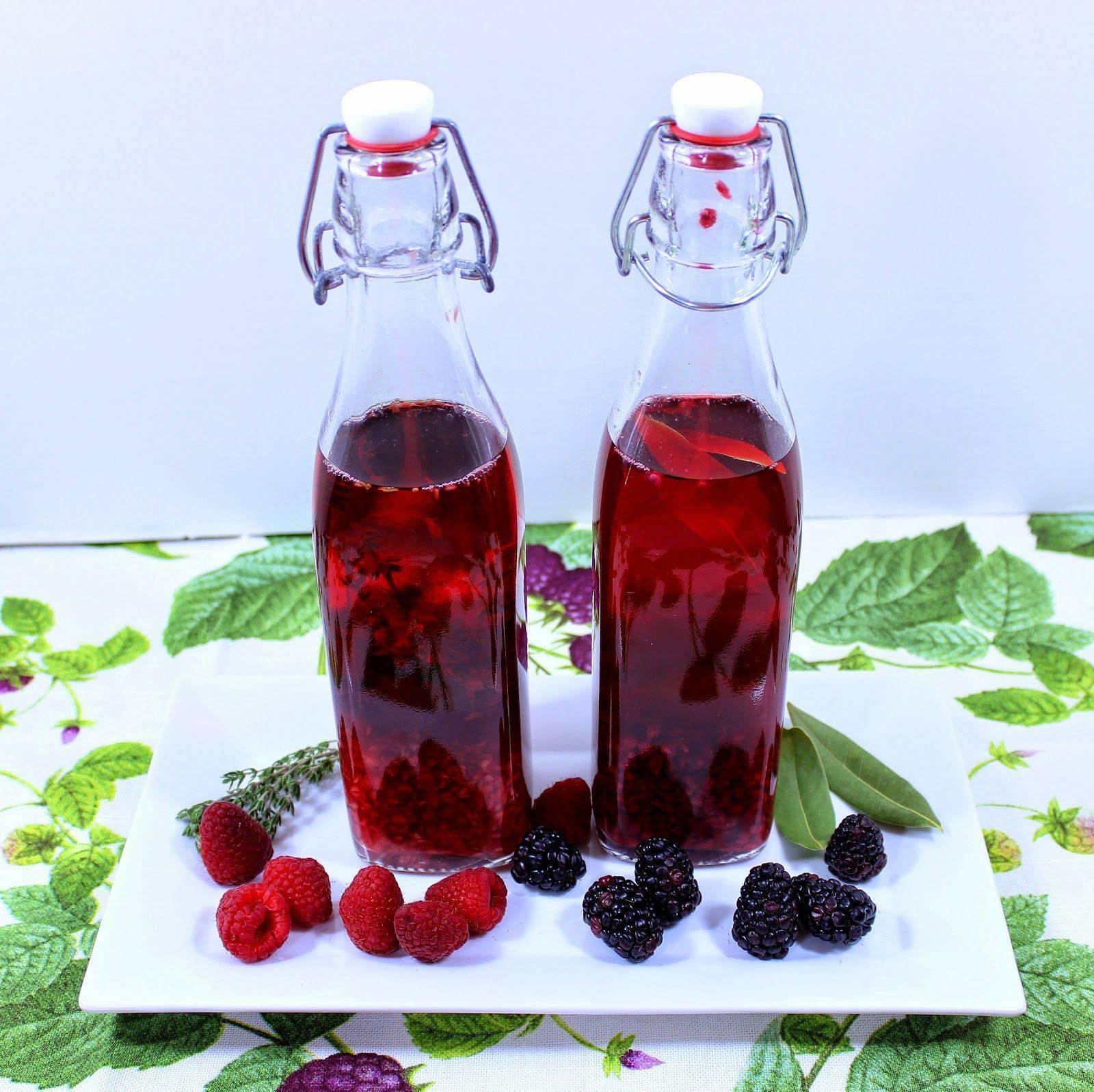 Как приготовить малиновое вино в домашних условиях