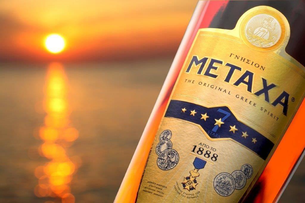 Греческий напиток Метакса (Metaxa) — коньяк или все-таки бренди?