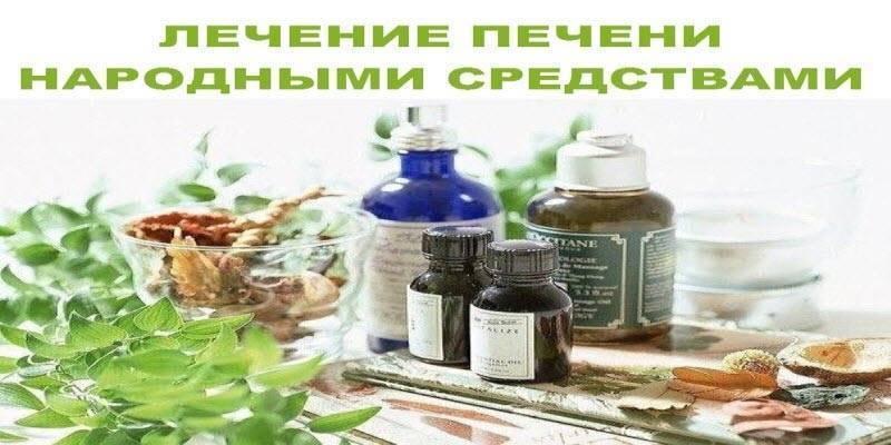 Лечение цирроза печени народными средствами - я здоров
