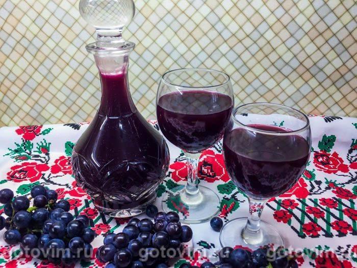 Приготовление вина из винограда в домашних условиях: лучшие рецепты