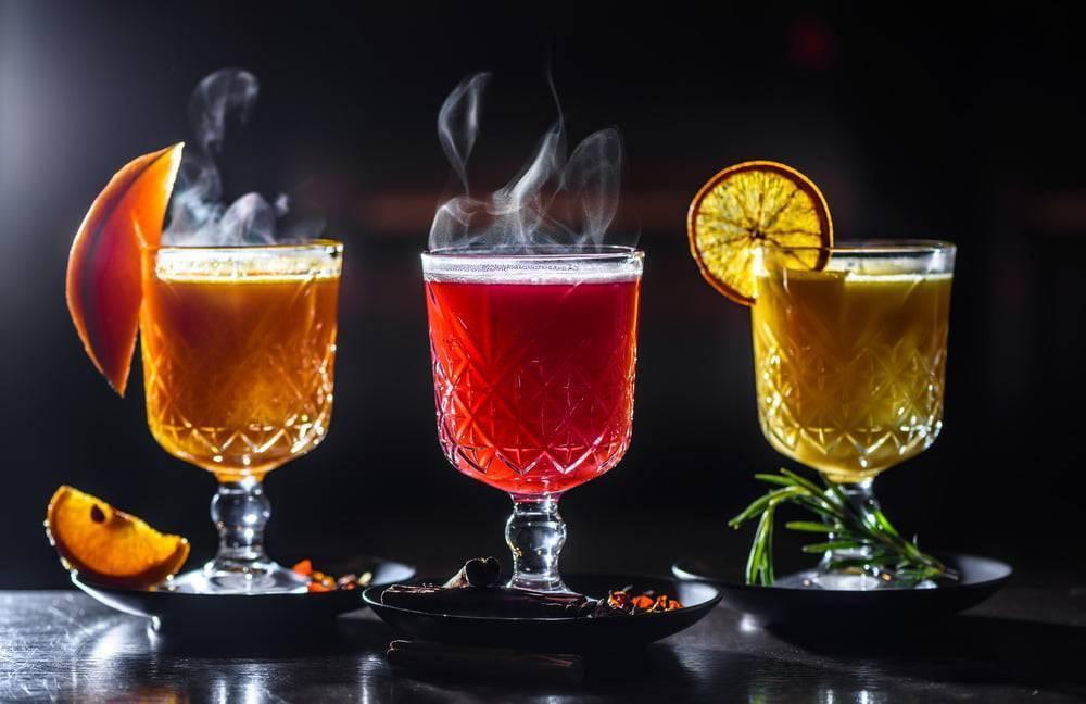 Как приготовить пунш в домашних условиях по пошаговому рецепту с фото