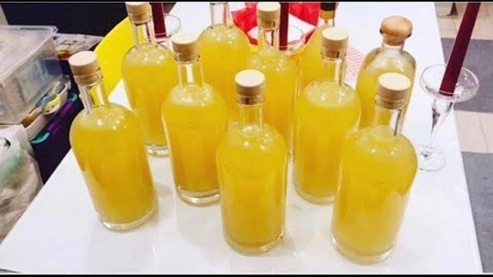 Приготовление лимончелло в домашних условиях: делаем сами