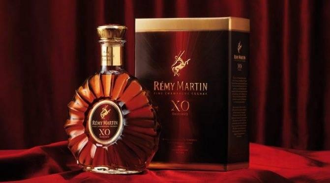 Обзор коньяка remy martin (реми мартин)