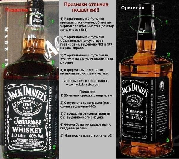 Правильный рецепт виски джек дэниэлс в домашних условиях | pentad