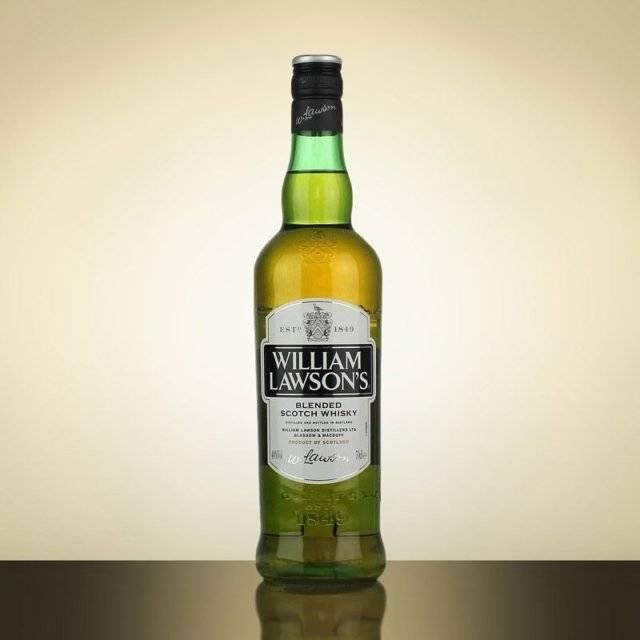 William lawsons (виски): отзывы о шотландском виски