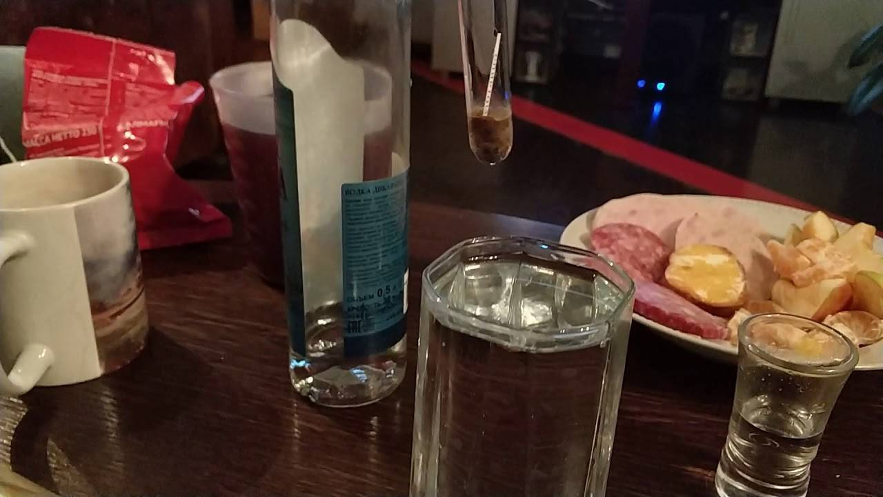 Безалкогольная водка: что это, история, правда или вымысел