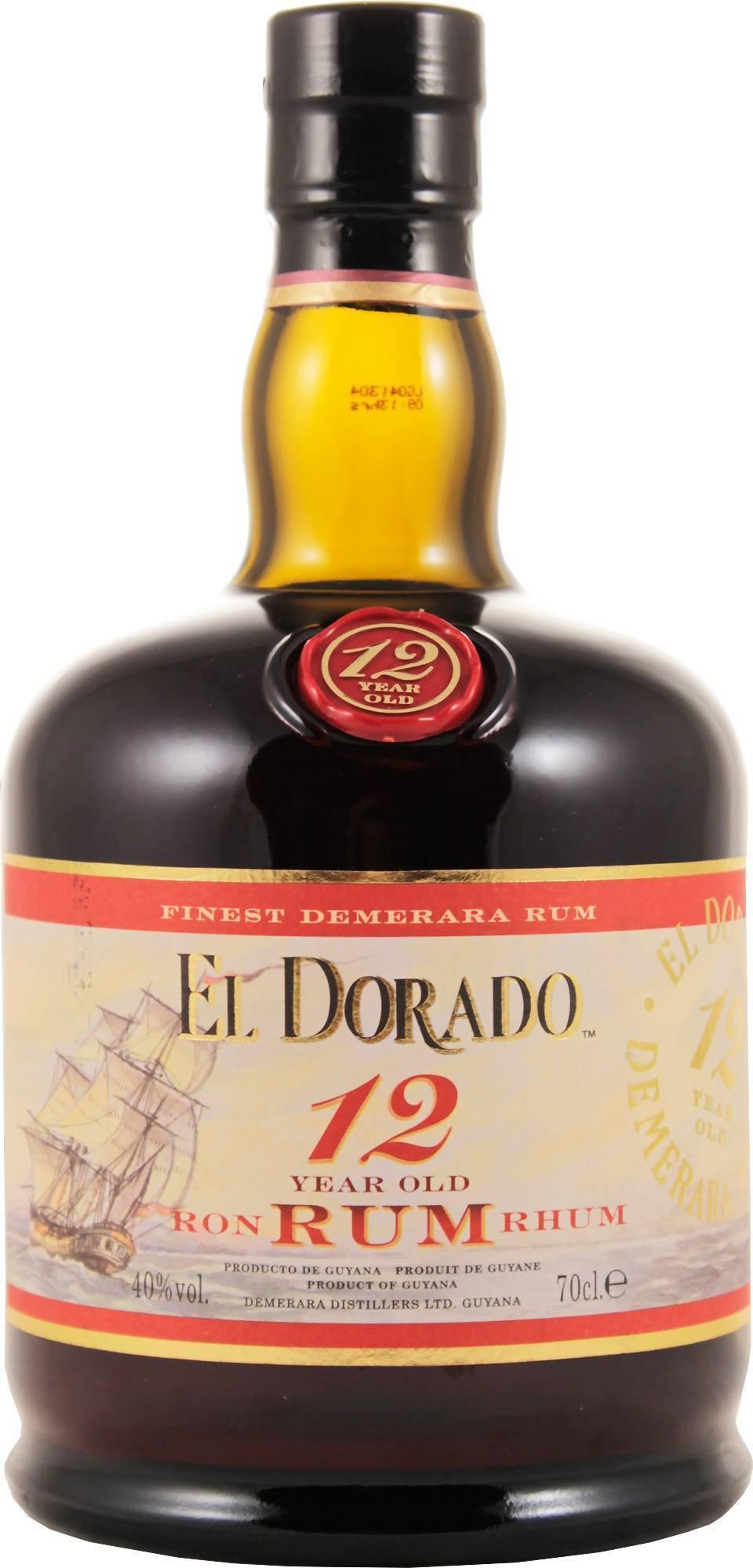 Ром el dorado (эль дорадо): описание, отзыв и стоимость