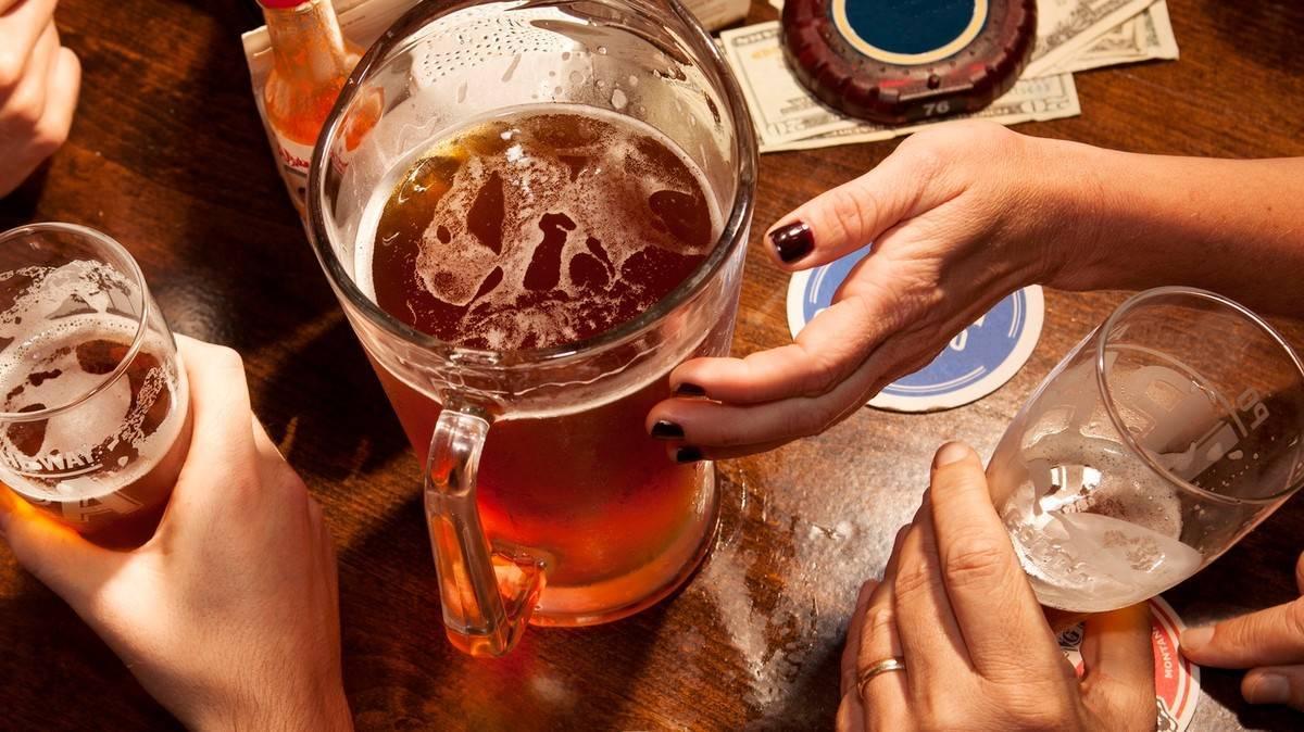 Как бросить пить пиво: 8 эффективных способов