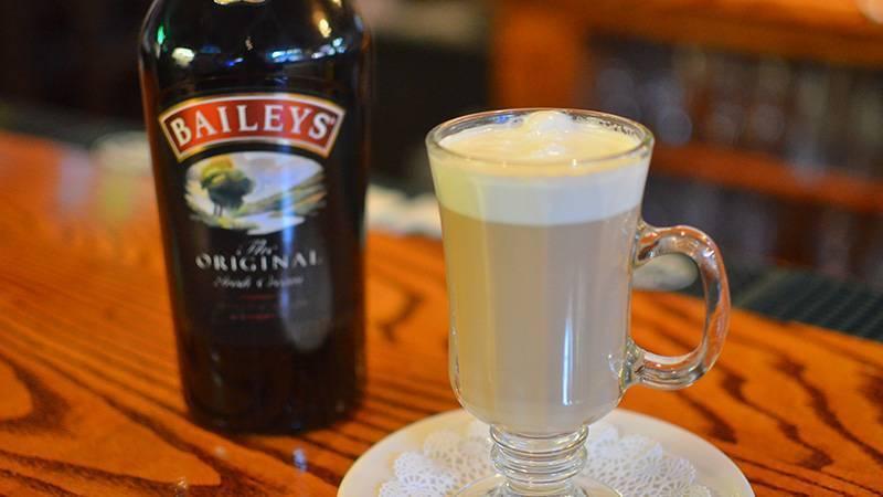 С чем пить бейлиз кофейный — история алкоголя