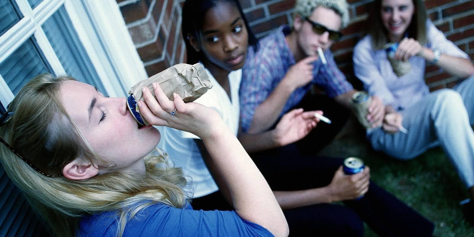 Как бороться с наркоманией среди подростков?