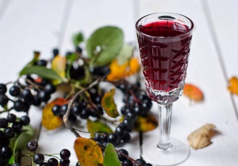 Домашнее вино из черноплодной рябины: лучшие рецепты осени