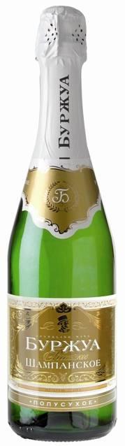 Голубое шампанское и его особенности