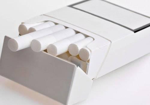 Количество блоков сигарет в коробке