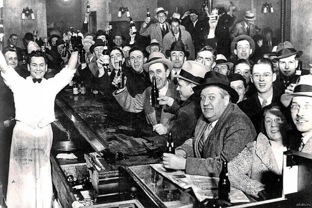«доходный бизнес»: почему введение сухого закона в сша не привело к желаемым результатам