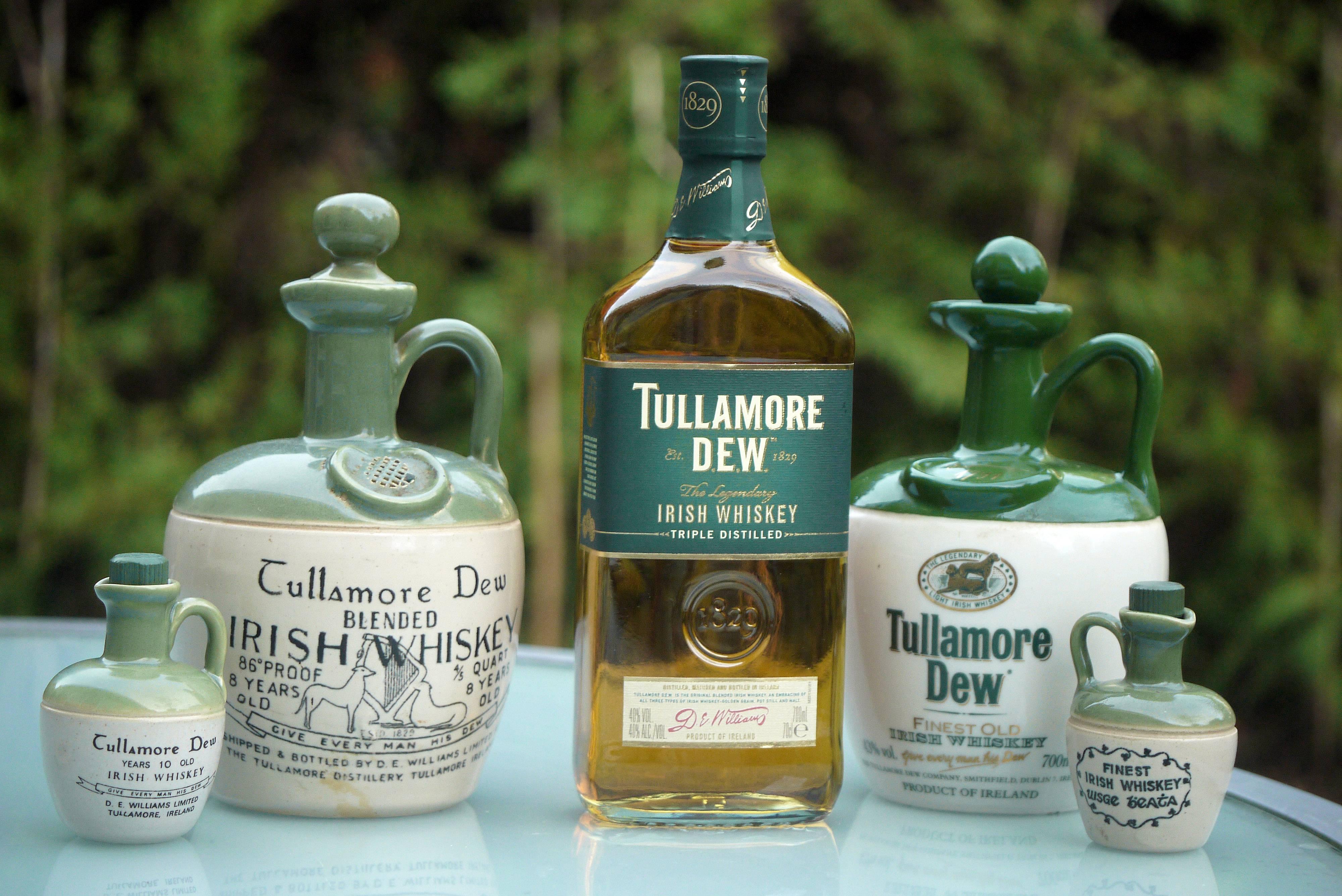 Виски tullamore dew (тюлламор дью) – описание и виды марки