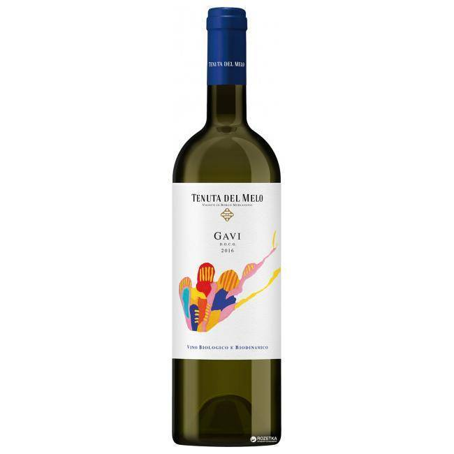 Обзор вина гави