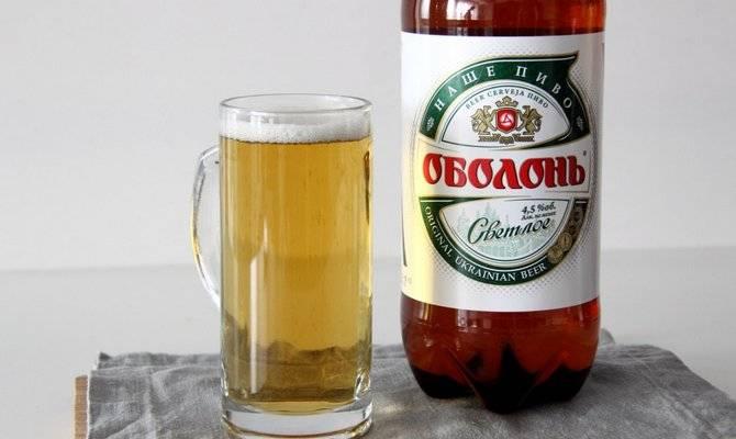 Пиво оболонь и его особенности