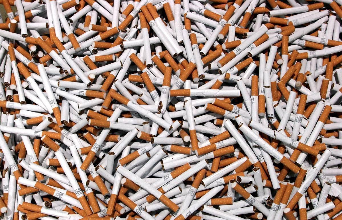 Может ли быть аллергия на сигареты и какими симптомами она проявляется при курении или вдыхании дыма