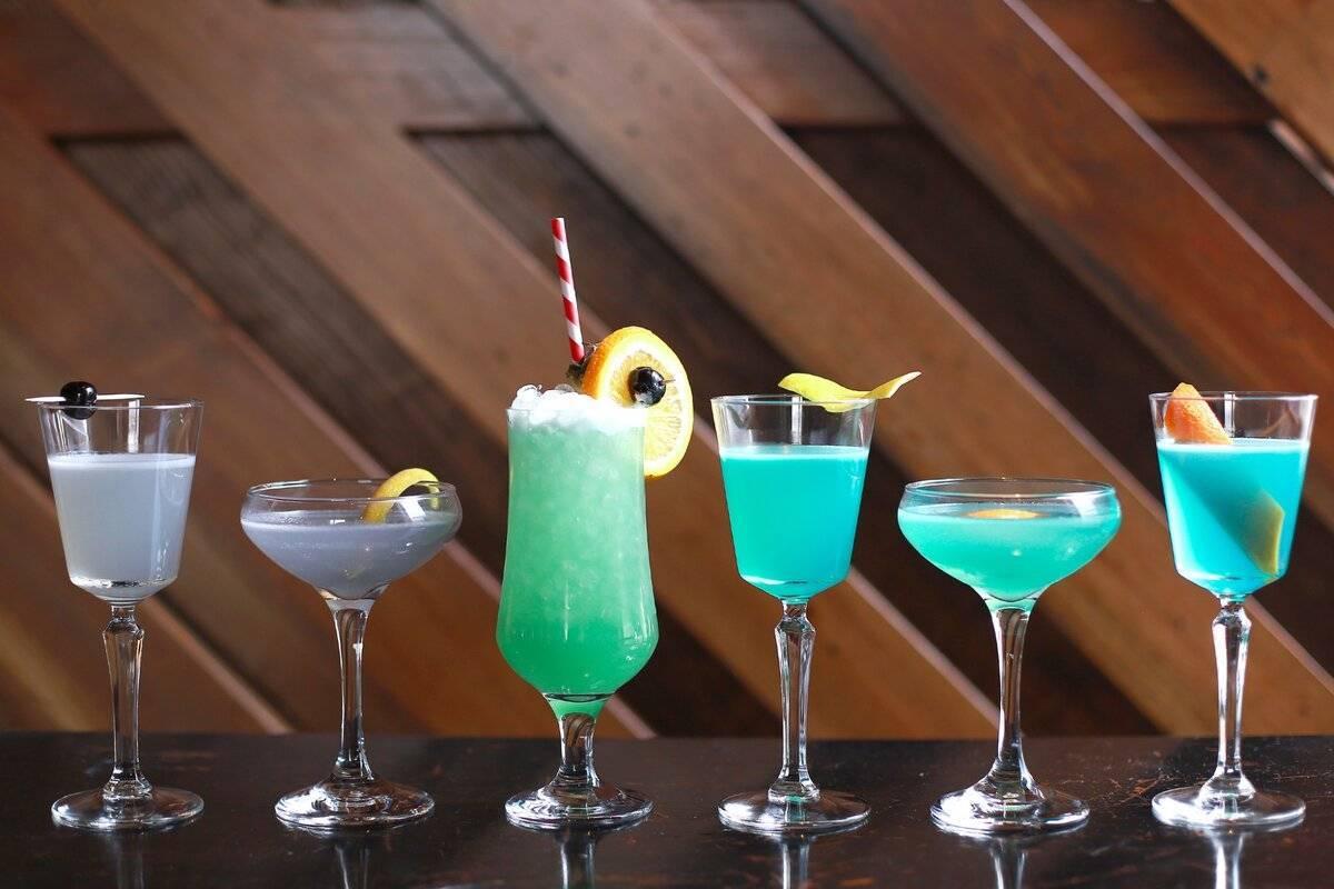 Новогодние напитки и закуски | любимые коктейли