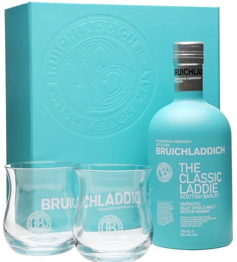 Виски bruichladdich (бруклади) и его особенности