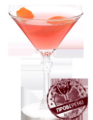 Коктейль «космополитен» — женский напиток вместо мартини