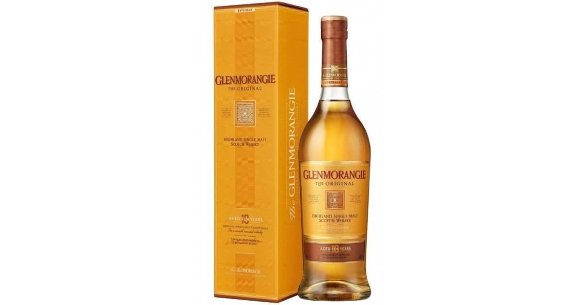 Особенности виски гленморанж ориджинал со вкусом шоколада
