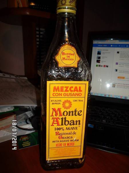 Текила grand mezcal (мескаль) — обзор крепкого напитка