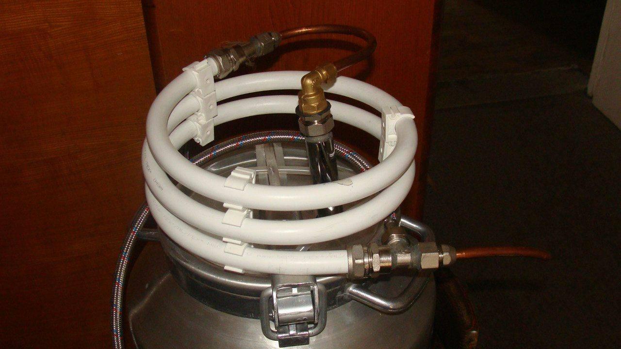 Как подключить самогонный аппарат к водопроводу? особенности и правила подключения
