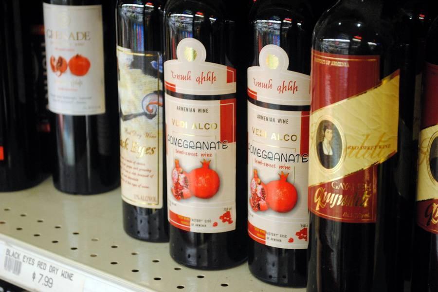 Гранатовое вино польза и вред - простые пошаговые рецепты с фотографиями