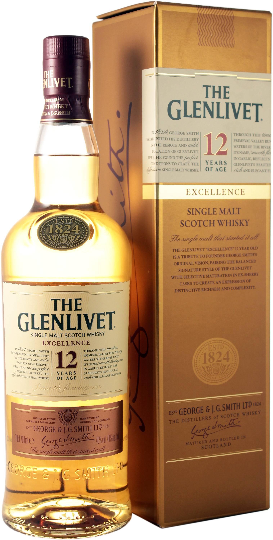 Виски glenlivet (гленливет), 12 лет, и его особенности