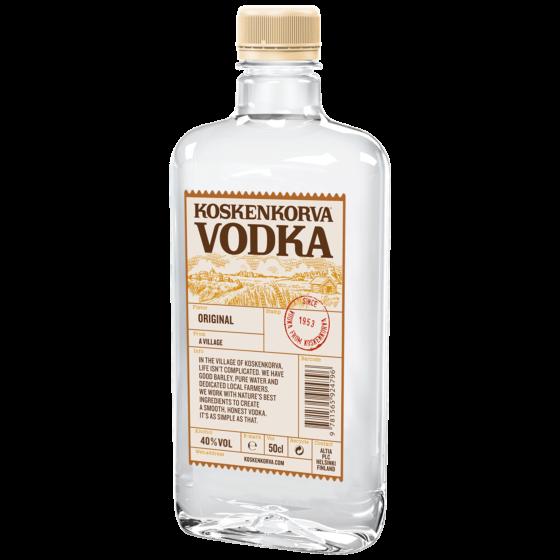 Коскенкорва - водка превосходного качества