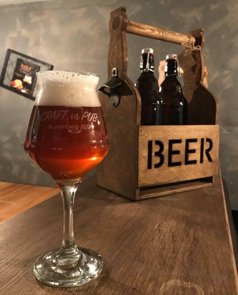 Крафтовое пиво: когда искусство важнее прибыли