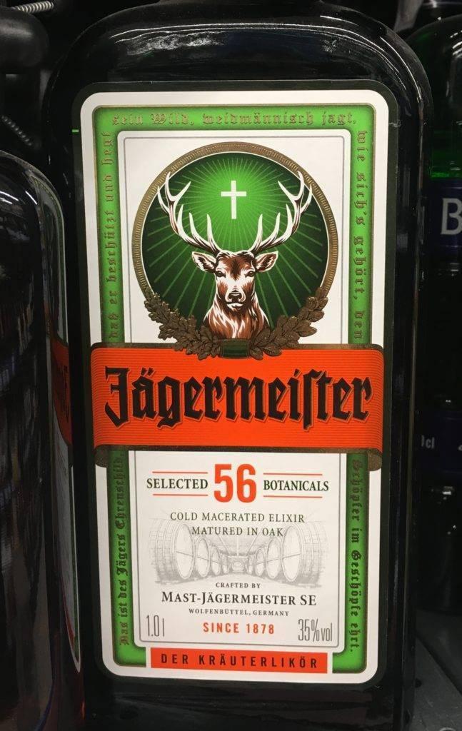 Егермейстер: история напитка, как пить и подать, популярные коктейли